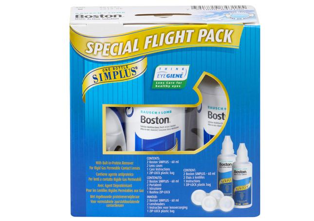 Boston Simplus Flight pack