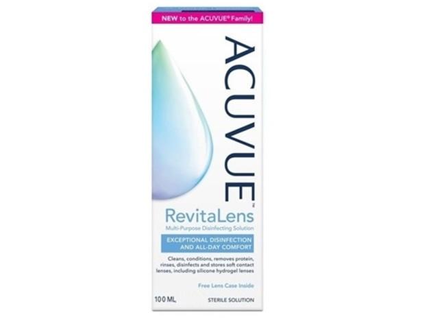 Acuvue Revitalens flight pack 100ml