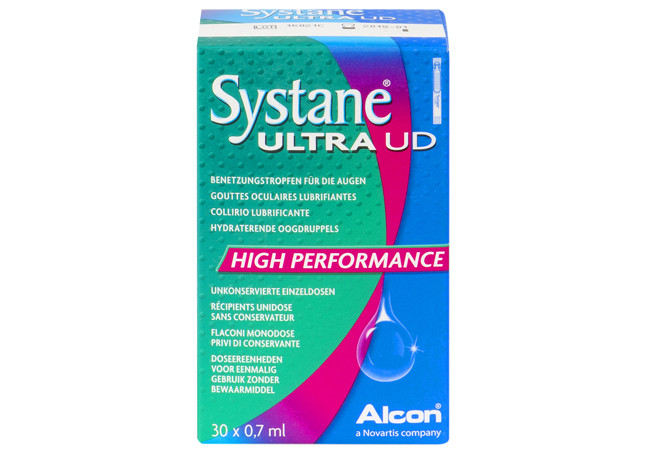 Systane Ultra UD Hydraterende Oogdruppels
