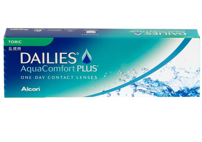 Dailies Aqua Comfort Plus Toric 30