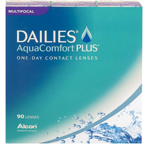 Dailies Aqua Comfort Plus Multifocal 90